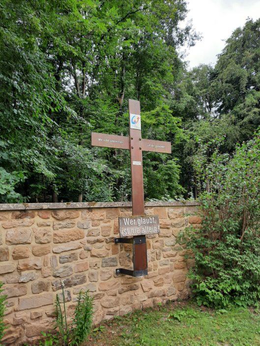 Kreuz der Pfarrgemeinschaft